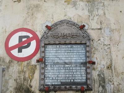 029_Zanzibar Stone Town  The Old British Consulate, from 1841-1874