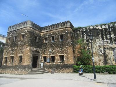 035_Zanzibar Stone Town  The Arab Fort  1699