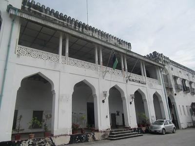 094_Zanzibar Stone Town  The Forodhani Palace Museum