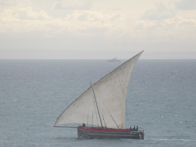 014_Zanzibar Island  Zanzibar Stone Town  Fishing Dhow