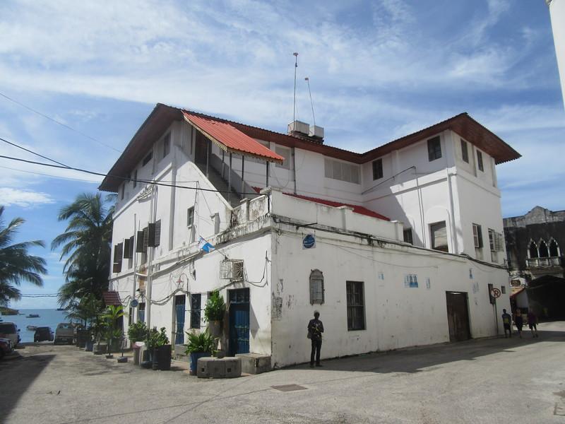 028_Zanzibar Stone Town  Former German Consulate, from 1860-1914