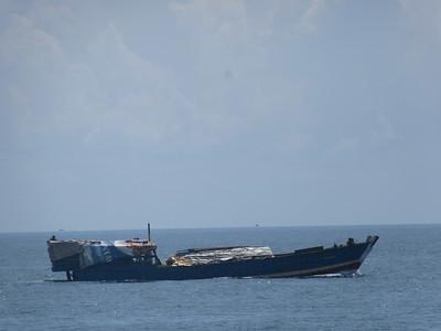 010_Zanzibar Island  Zanzibar Stone Town  Cargo Dhow