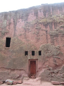 248_Lalibela Rock-Hewn churches  South-Eastern Group