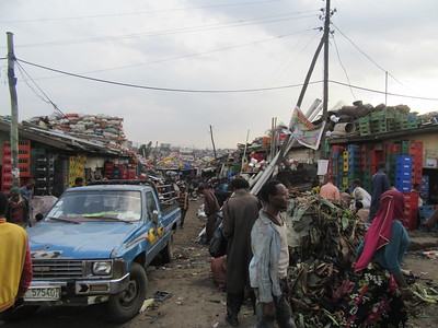 555_Addis Ababa  The Mercato  Recycling Quarter