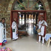 298_Gondar  The Four Sisters Restaurant  Authentic Ethiopian Cuisine  The Welcoming Ceremony