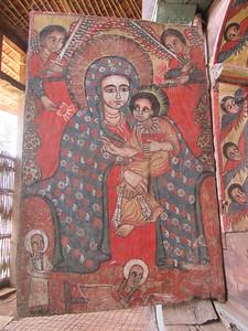 400_Bahir Dar  Lake Tana  Zeghie Peninsula  Ura Kidane Mehret Monastery  16th C