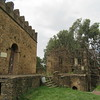 348_Gondar  The Royal Enclosure  Small Castle of Mentuab  1730-1755  On the back, the Kitchen