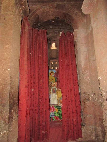 217_Lalibela Rock-Hewn church  North-Eastern Group  Debre Sina-Mikael  The Treasury