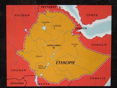 010_Ethiopia  Population 90 million  Christians (Ethiopian Orthodox) are 50%, Muslims are 32%
