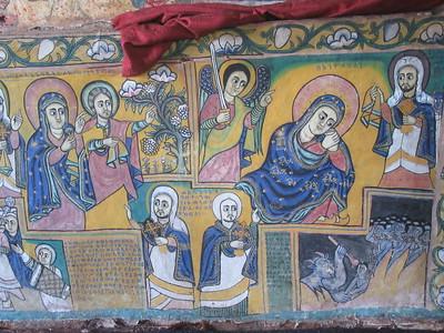 407_Lake Tana  Zeghie Peninsula  Ura Kidane Mehret Monastery  16th C