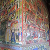 403_Ura Kidane Mehret Monastery  16th C  Paintings on walls, beacuse population could not read  Had to see it