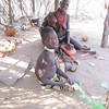 754_Omo Valley  Karo Tribe  Kolcho Village  Arrange Mariage  On average 6 kids per family (per wife)