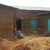 414_Bahir Dar to the Blue Nile Falls  House with extension  Family, Sheep and Goats Barn, Chicken Barn, Hay Storage