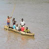 805_Omo Valley  Dassenech Village  Canoe built out of a single Tree Trunk