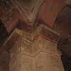 215_Lalibela Rock-Hewn church  North-Eastern Group  Debre Sina-Mikael  2 rows of 4 cruciforms pillars