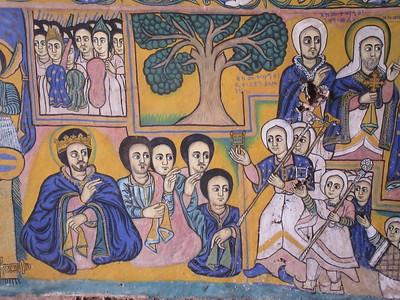405_Lake Tana  Zeghie Peninsula  Ura Kidane Mehret Monastery  16th C