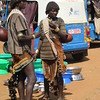 871_Key Afer  Tribal Market Day  Banna Tribe Women  Gorgeous and Tall