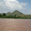 426_Tis Abay Village  Blue Nile River  Starts in the Ethiopian Mountains  In Khartoum (Sudan), blends with White Nile