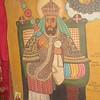 222_Lalibela Rock-Hewn church  North-Eastern Group  Beta Golgotha  Traditional Portrait of King Lalibela