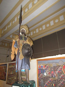 545_Addis Ababa University  The Ethnographic Museum