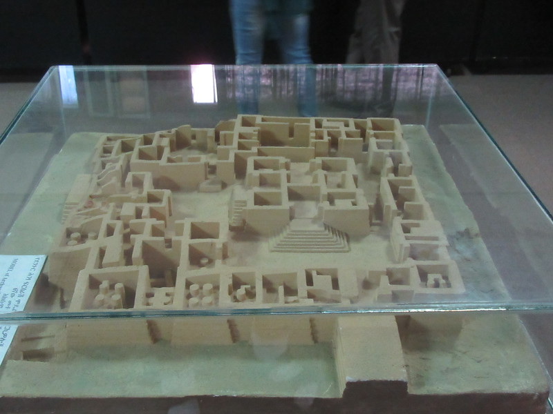 024_Axum  A Reconstruction of the Aksumite palace of Queen Sheba  9th Century BC
