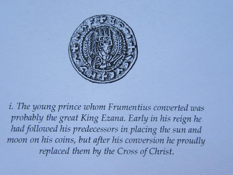 041_Christianity shaped Ethiopia's future spiritual, cultural and intellectual life  Ethiopian-Orthodox Christian