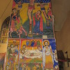 125_Axum  The Old Tsion Mariam Cathedral  Crucifixion and Resurection