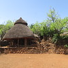 669_Konso Cultural Landscape  UNESCO  Mechelo Walled Village  Main Plaza  The Community House