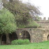 327_Gondar  The Royal Enclosure  The Lions Pen  Haile Salessie had his own Lions held in captivity  Lasted until 1991