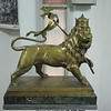 005_The Juda Lion (symbol of Ethiopian royalty)  Tribe of Israel, lignage to David, King of Sion