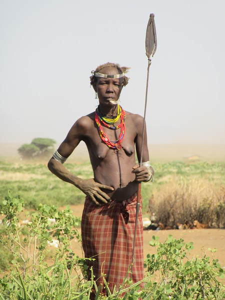 808_Omo Valley  Dassenech Village  An Omotic tribe with their own unique language