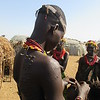 826_Omo Valley  Dassenech Village  Body Decoration  Scarification  Enhances their beauty in th eyes of men