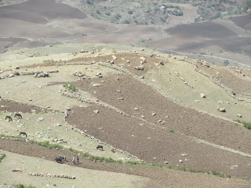 159_Lalibela  The sandy, semidesert wasteland
