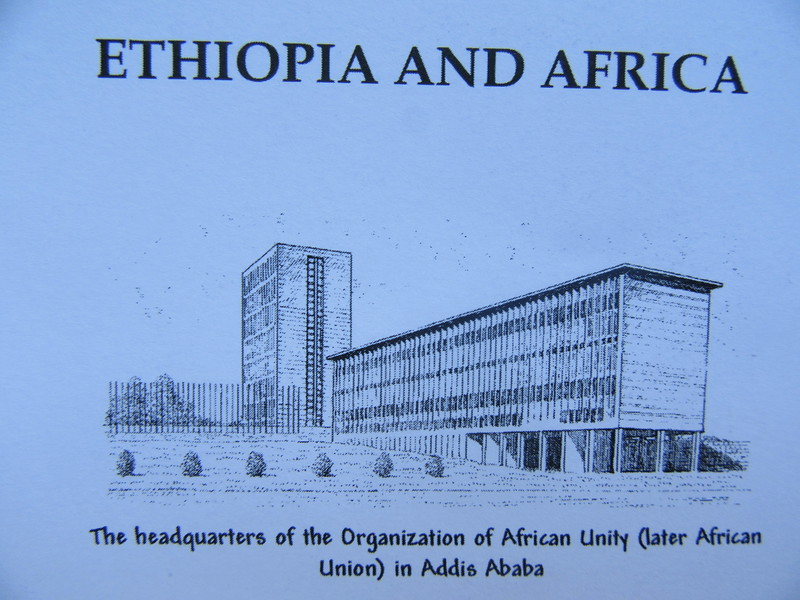460_Addis Ababa  The seat of the African Union (AU)  Italian design  Opened in 1961