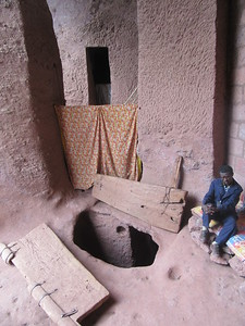 235_Lalibela Rock-Hewn churches  South-Eastern Group  Tunnels  Beta Mercurios