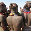 827_Omo Valley  Dassenech Village  Body Decoration  Scarification  Enhances their beauty in th eyes of men