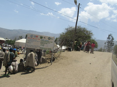 139_Lalibela  USAID  Program to speedup Public Projects, Roads, Bridges, Terrasses (preventing soil erosion)