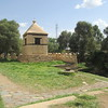 122_Axum  The Old Tsion Mariam Cathedral  The 15 Coronation Thrones and a Belltower