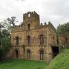 346_Gondar  The Royal Enclosure  Small Castle of Mentuab  1730-1755  Widow od King Bakaffa  1 child