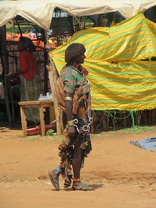 870_Key Afer  Tribal Market Day  Banna Tribe Women