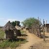 749_Omo Valley  Karo Tribe  Kolcho Village  Sorghum Storage Bin