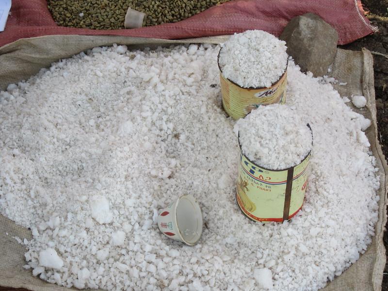 577_Arba Minch  Market  Salt  From Denakil Depression, North East of Ethiopia