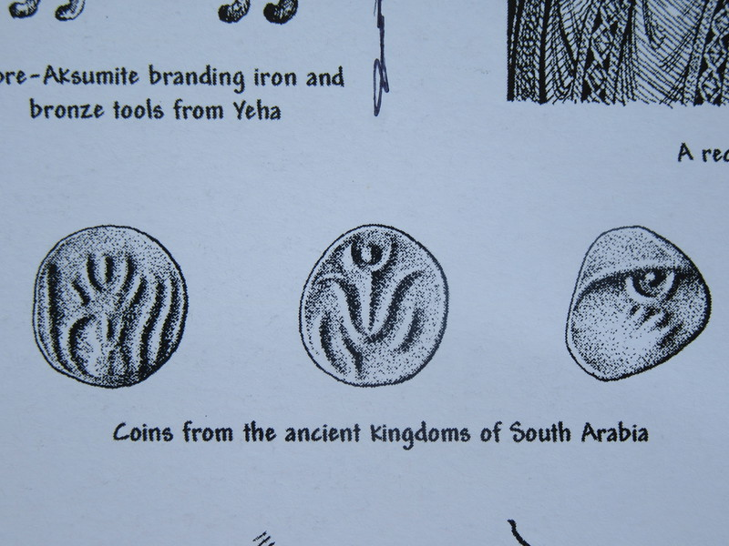 019_Coins (gold, silver, copper) 3th C  AD  Commercial crossroads between Egypt, Sudan's gold fields and Red Sea