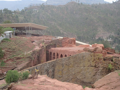 257_Lalibela Rock-Hewn churches  South-Eastern Group