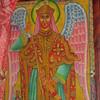 223_Lalibela Rock-Hewn church  North-Eastern Group  Beta Golgotha  Archangel Michael