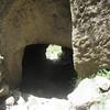 147_Lalibela  Trenches and Tunnels leading to Asheten Mariam Church (or Nakutola'ab)
