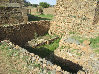 034_Axum  The Palace of Queen Sheba  9th Century BC