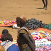 877_Key Afer  Tribal Market Day  Banna Tribe Women, with a Gourd on her Head