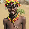 823_Dassenech  Girls, 10-12 years-old  Genital Mutilation  Only tribe in Omo Valley  Ready to wed