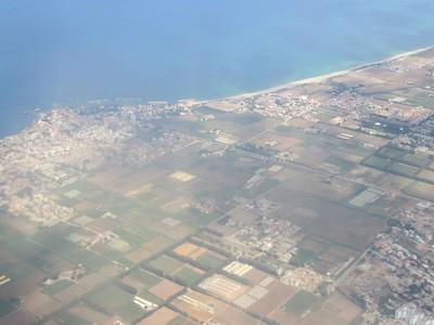 012_Le Grand Alger (le long du littoral, 120km de long par 30km de profond) Très fertile  Avant l'indépendance 1962, 3,000 fermes françaises